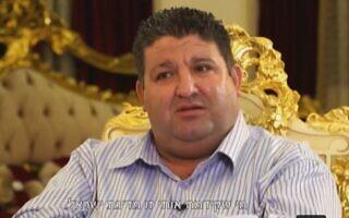 יעקב אבו אל-קיעאן, צילום מסך מכתבה של חיים אתגר בערוץ 12
