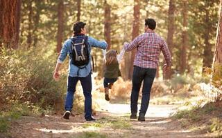 אבות הומוסקסואלים, אילוסטרציה (צילום: monkeybusinessimages/ iStock)