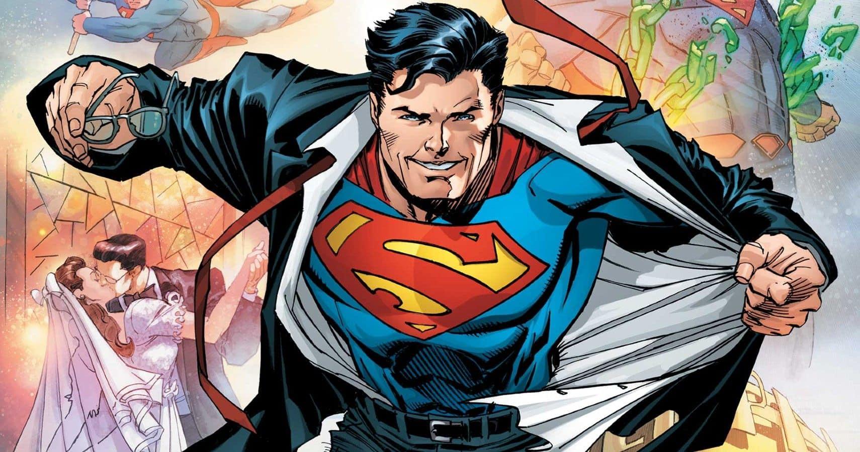 קלרק קנט / סופרמן (צילום: DC Comics)