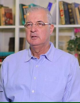 """ד""""ר מוטי זקן ז""""ל (צילום: המשרד לביטחון פנים)"""
