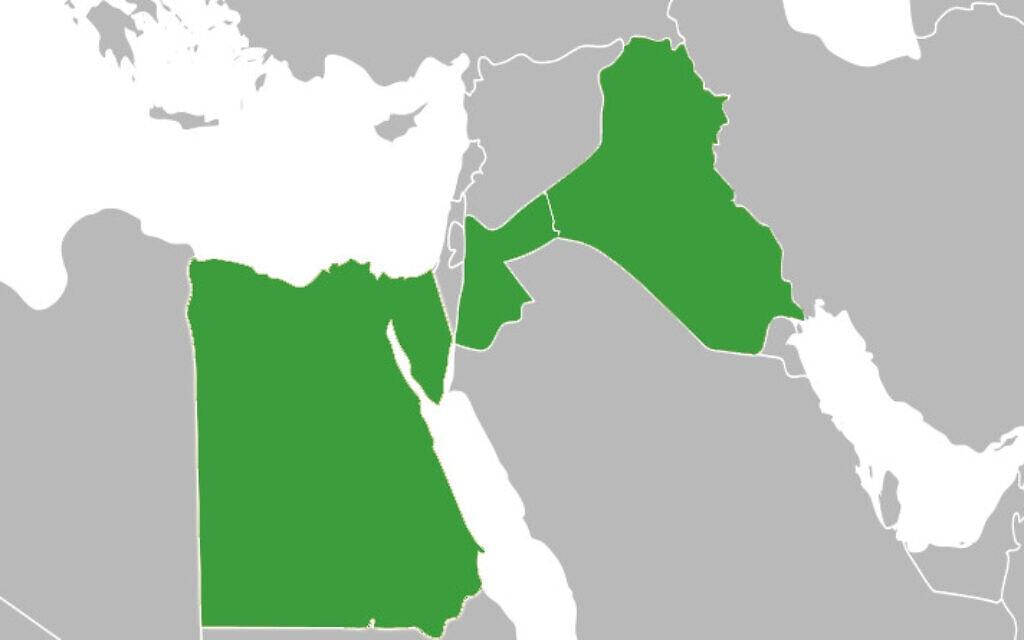 פרויקט הלבנט החדש במזרח התיכון. מתוך ויקיפדיה, Freedom's Falcon – عمل شخصي