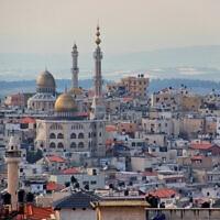 אום אל-פחם ב-2014 (צילום: ויקיפדיה)