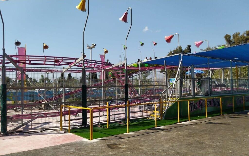 פארק בלגן ביגור, אוגוסט 2021 (צילום: אורי זמיר)