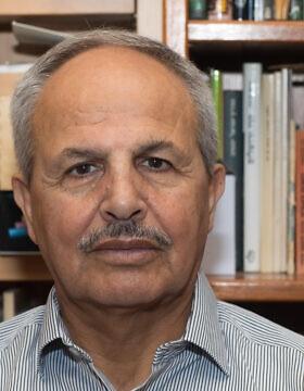 פרופ' ראסם חמאיסי (צילום: באדיבות המצולם)
