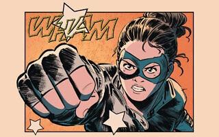 ווילו צימרמן, גיבורת־העל היהודייה של DC (צילום: DC Comics)