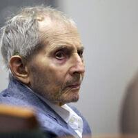 רוברט דורסט בבית המשפט, 14 ביוני 2021 (צילום: AP Photo/Alex Gallardo)