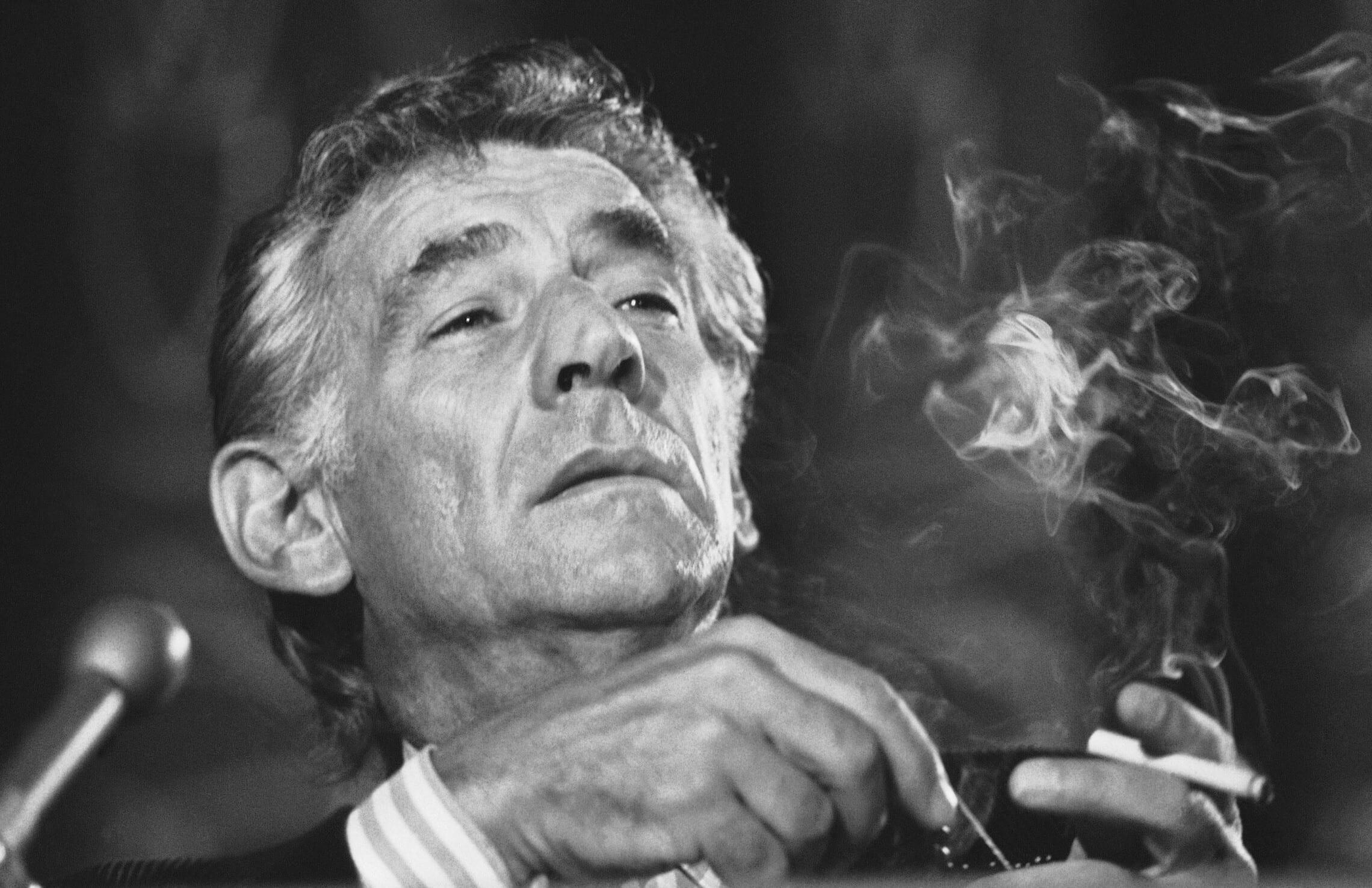 לאונרד ברנשטיין ב-1971 (צילום: AP Photo/Charles Harrity)
