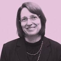 פרופ' טליה איינהורן (צילום: ויקיפדיה, עיבוד מחשב)