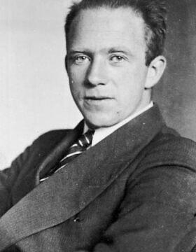 המדען הגרמני ורנר הייזנברג ב־1933 (צילום: German Federal Archive, unknown author, CC-BY-SA 3.0)