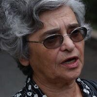 אידה נודל, אסירת ציון לשעבר (צילום: פלאש 90)