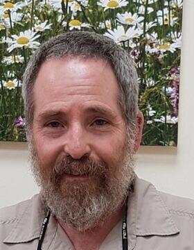 יהושע שקדי (צילום: רשות הטבע והגנים)