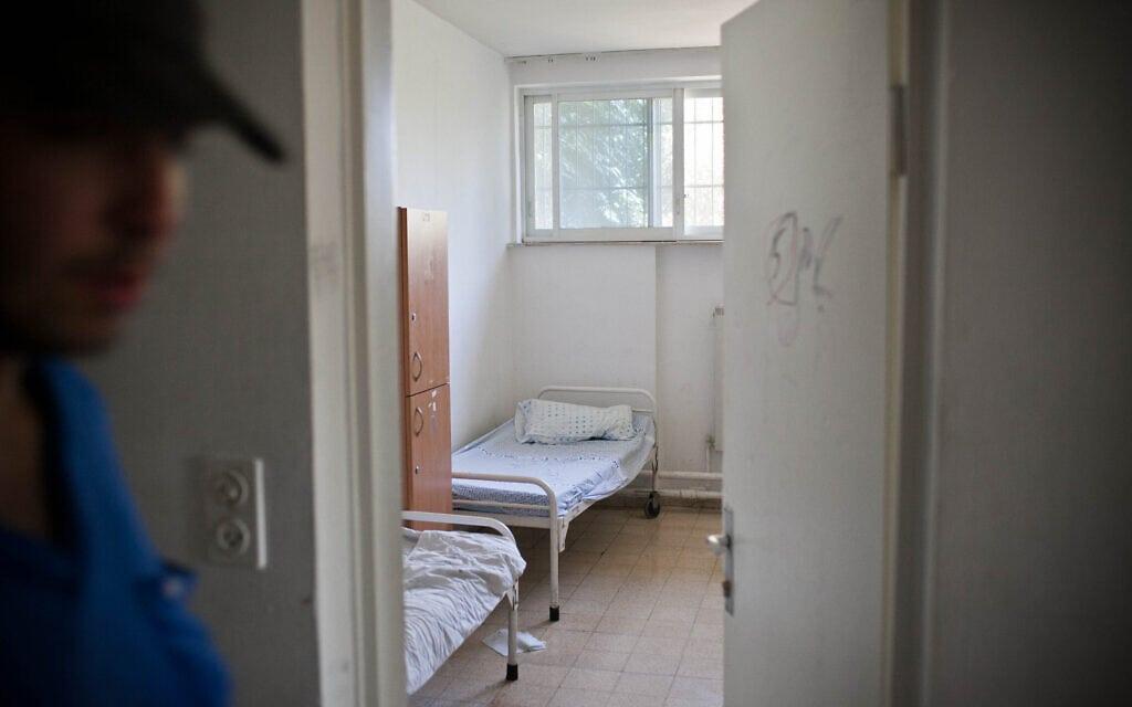 המרכז לבריאות הנפש בכפר שאול (צילום: נועם מושקוביץ/פלאש90)