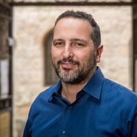 """יזם הנדל""""ן אלדד פרי, 2018 (צילום: Yonatan Sindel/Flash90)"""