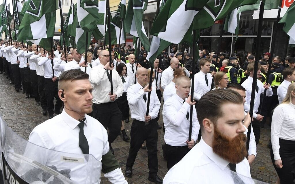 SWEDEN-MAY-DAY (צילום: Photo credit should read ULF PALM/AFP via Getty Images)