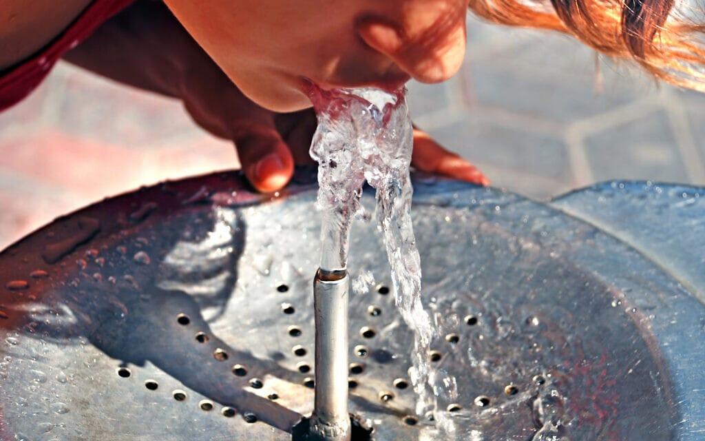 מתקן שתייה ציבורי. אילוסטרציה (צילום: iStock)