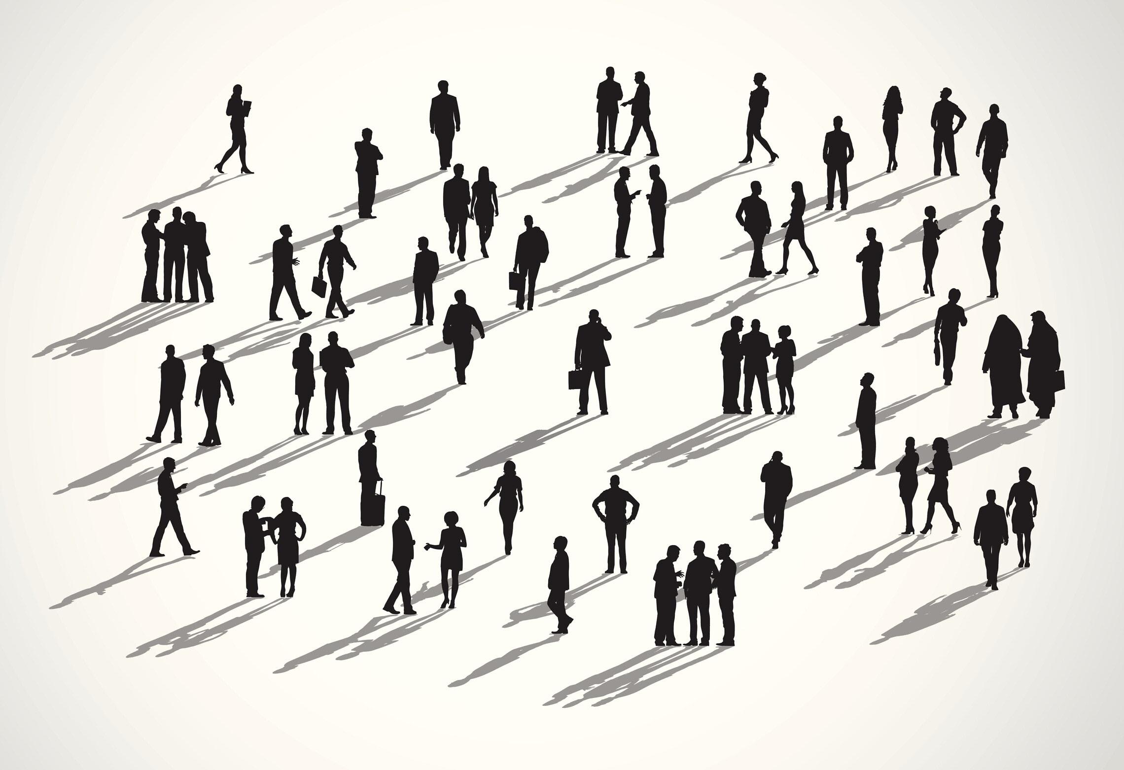 כוח אדם. אילוסטרציה (צילום: iStock)