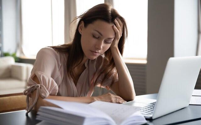 עייפות, אילוסטרציה (צילום: IStock Photos)